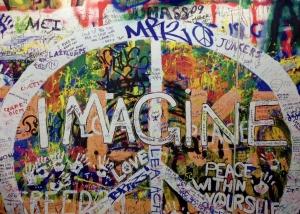 Graffiti Canvas Wall