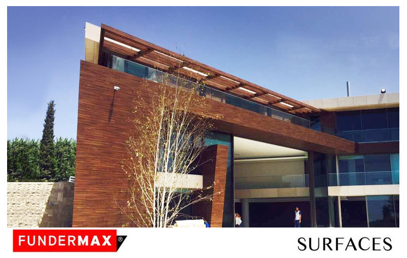 Surfaces Lebanon Walls Floors Ceilings Fundermax
